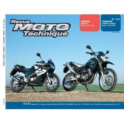 RMT Honda CBR 125R et Yamaha XT 660 R, X
