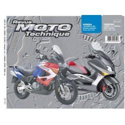 RMT Honda XL 1000 Varadero et Yamaha XP 500