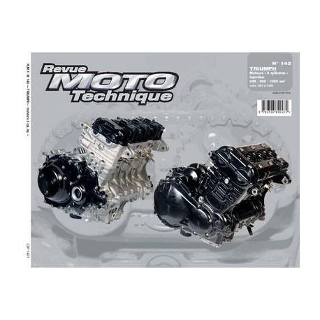 RMT Triumph à moteur 885, 955, 1050cc, 3 cyl.