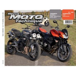 RMT Kawasaki Z1000 et Triumph Street Triple, Daytona