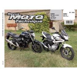 RMT Honda CBF 125 et Suzuki GSF, GSX 1250