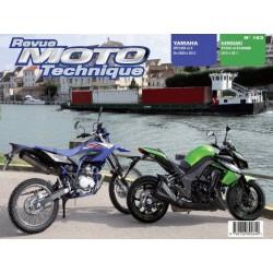 RMT Yamaha WR 125, 125X et Kawasaki Z1000, SX