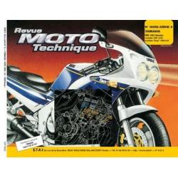 RMT Yamaha FZR 1000 Genesis et Exup