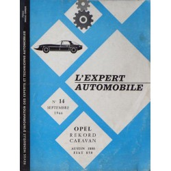 L'EA Opel Rekord Caravan A