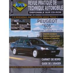 L'EA Peugeot 605