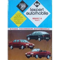 L'EA Renault 19, phase 2