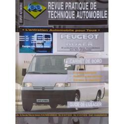 L'EA Peugeot Boxer I, Citroën Jumper I, phase 1