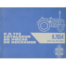 Renault Super 5, catalogue de pièces