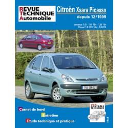 RTA Citroën Xsara Picasso essence et Diesel