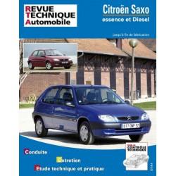 RTA Citroën Saxo essence et Diesel