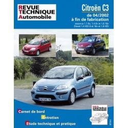 RTA Citroën C3 essence et Diesel