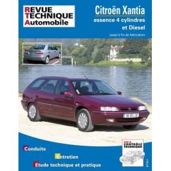 RTA Citroën Xantia essence et Diesel