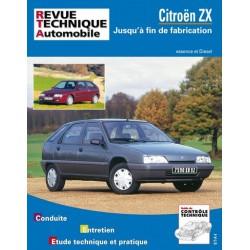RTA Citroën ZX essence et Diesel