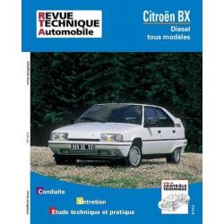 RTA Citroën BX Diesel et Turbo D