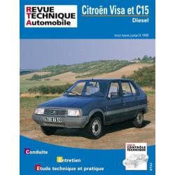 RTA Citroën Visa et C15 Diesel