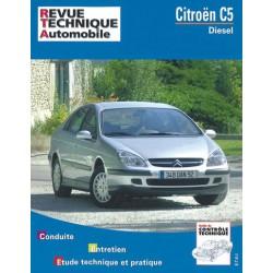 RTA Citroën C5 phase 2, Diesel