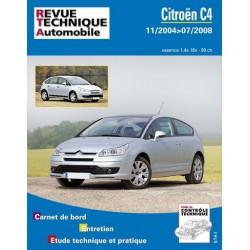 RTA Citroën C4, essence et Diesel