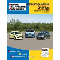 RTA Citroën C1, Peugeot 107, Toyota Aygo