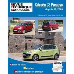 RTA Citroën C3 Picasso essence et Diesel