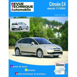 RTA Citroën C4 essence