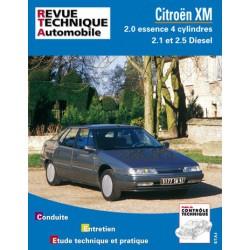 RTA Citroën XM essence 4cyl. et Diesel