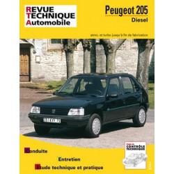 RTA Peugeot 205 Diesel