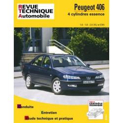 RTA Peugeot 406 essence