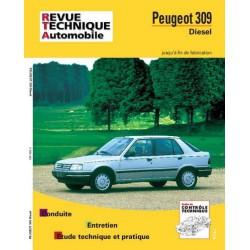 RTA Peugeot 309 Diesel