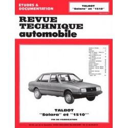 RTA Talbot Solara et 1510 1981-85