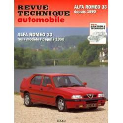 RTA Alfa Romeo 33 1990-95