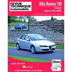 RTA Alfa Romeo 159 Diesel