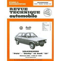 RTA Audi 50 et VW Polo I