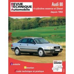 RTA Audi 80 (B4) essence et Diesel