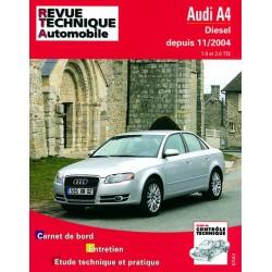 RTA Audi A4 (B6, B7) phase 2, Diesel