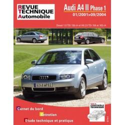 RTA Audi A4 (B6) phase 1, Diesel