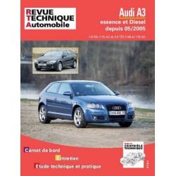 RTA Audi A3 (8P) essence et Diesel