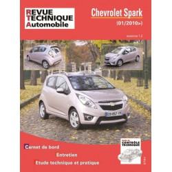 RTA Chevrolet Spark III essence