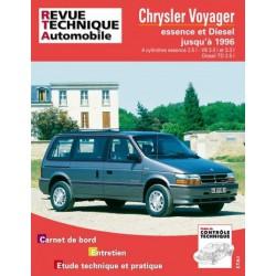 RTA Chrysler Voyager II essence et Diesel
