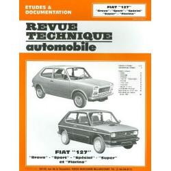 RTA Fiat 127, Special, Brava, Super, Sport, Fiorino