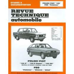 RTA Polski Fiat 125, FSO Polonez