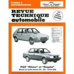 RTA Fiat Ritmo et Regata Diesel 1980-87
