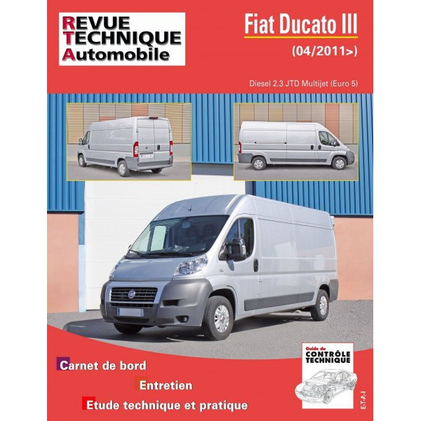 revue technique automobile fiat ducato iii diesel. Black Bedroom Furniture Sets. Home Design Ideas