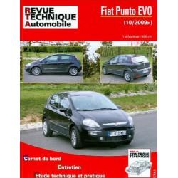 RTA Fiat Punto Evo essence