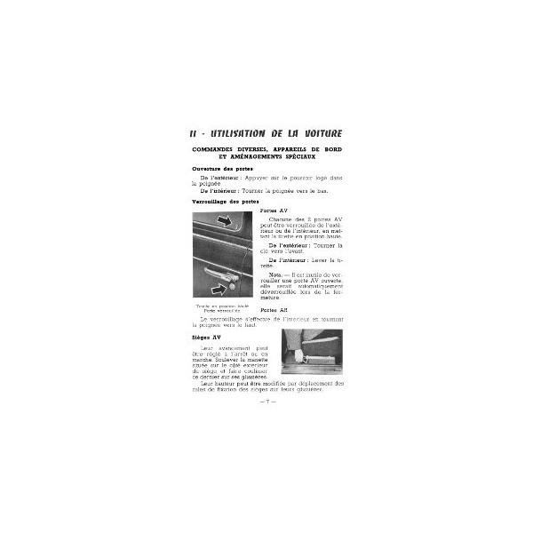 notice d u0026 39 entretien peugeot 403 8cv