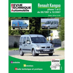 RTA Renault Kangoo I Diesel