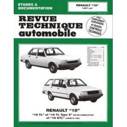 RTA Renault 18 TL, GTL 1978-86