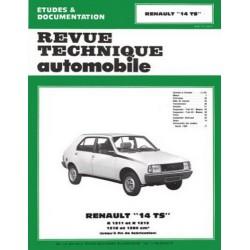 RTA Renault 14 TS 1976-83