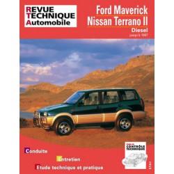 RTA Ford Maverick, Nissan Terrano II Diesel