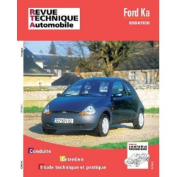RTA Ford Ka I essence 1.3