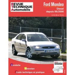 RTA Ford Mondeo III Diesel